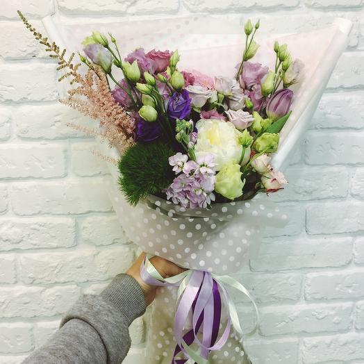 «Летнее утро»: букеты цветов на заказ Flowwow
