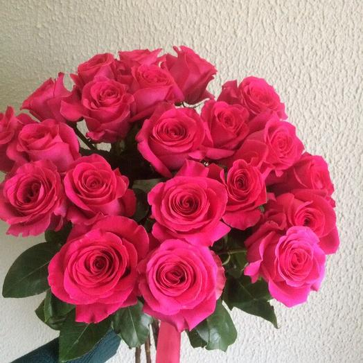 Rose 21: букеты цветов на заказ Flowwow