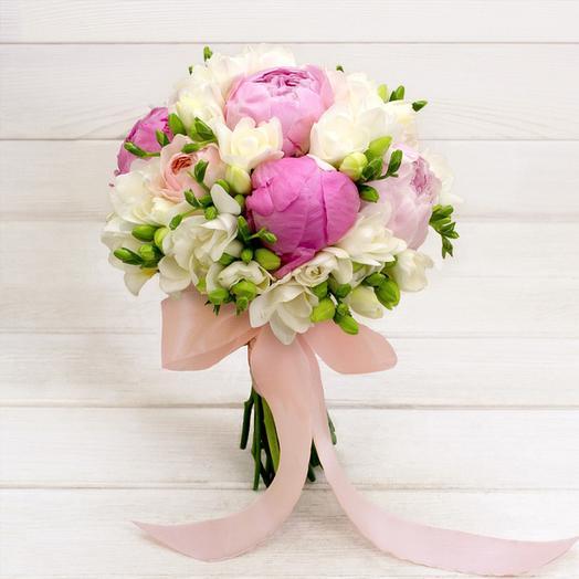 Свадебный набор Ангел: букеты цветов на заказ Flowwow