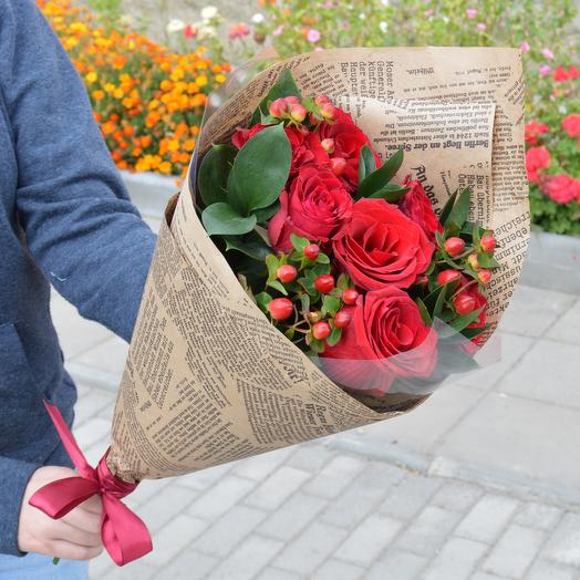 """Букет """"Чувства"""": букеты цветов на заказ Flowwow"""