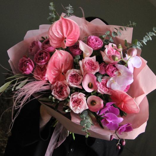 Love is: flowers to order Flowwow