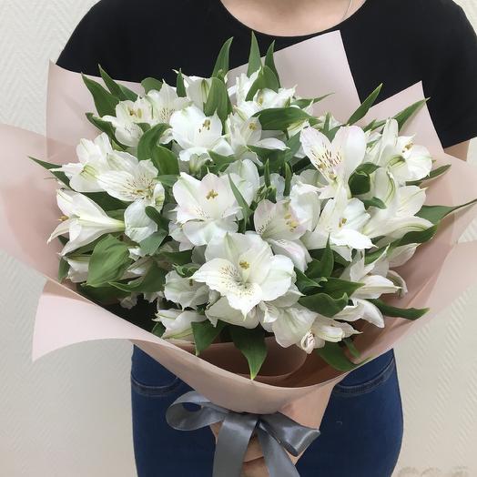 Белль: букеты цветов на заказ Flowwow