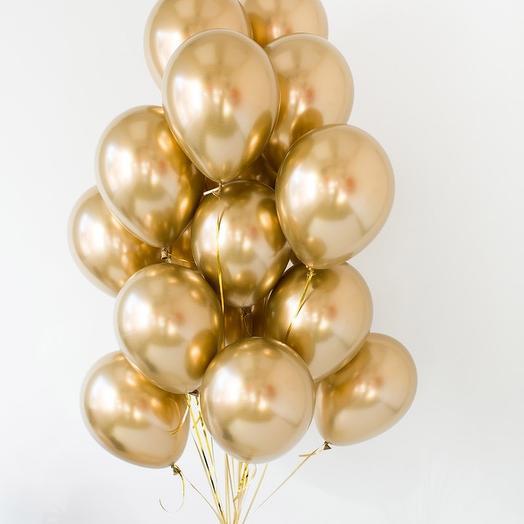 Золотая тучка 18 шаров