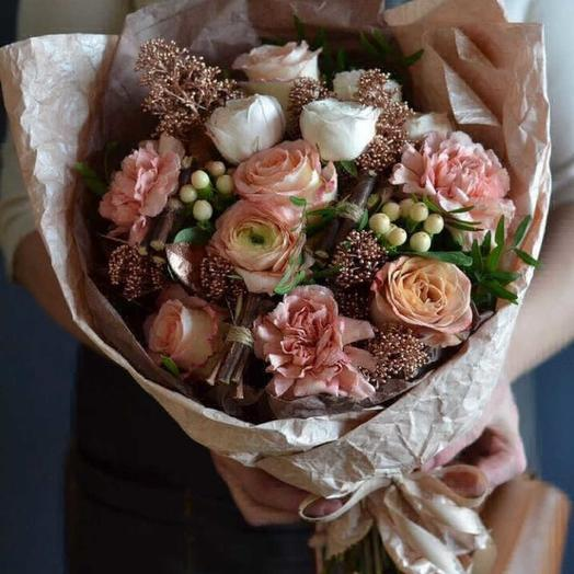 Иннес: букеты цветов на заказ Flowwow