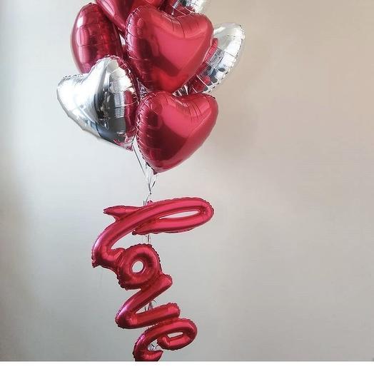 Композиция love 2