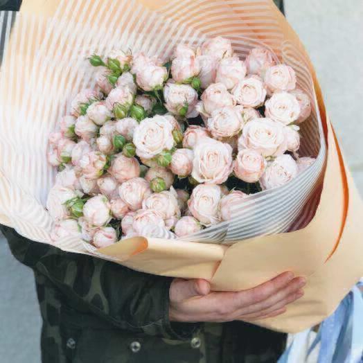 Зарина: букеты цветов на заказ Flowwow