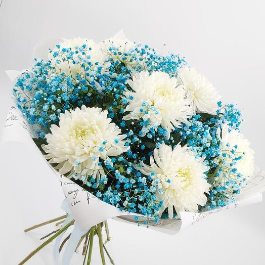 Облачный атлас: букеты цветов на заказ Flowwow