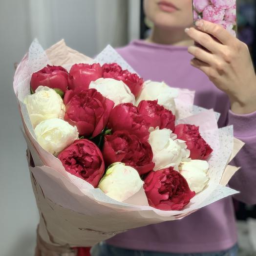 Селфи 5: букеты цветов на заказ Flowwow
