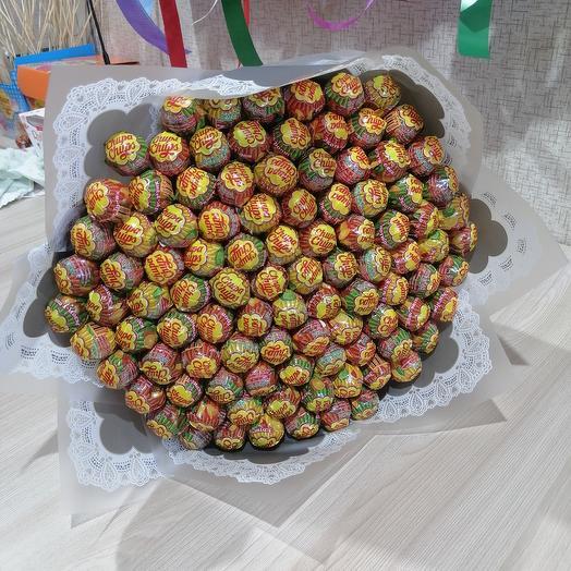 Всем чупа чупсам чупа чупс)))): букеты цветов на заказ Flowwow