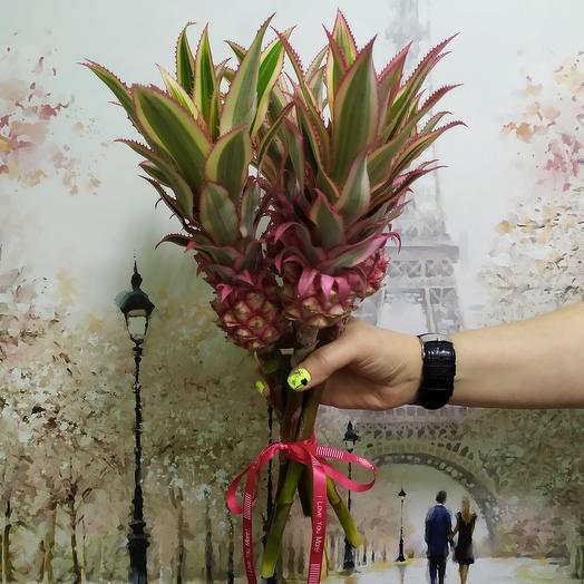 Ананас 5: букеты цветов на заказ Flowwow