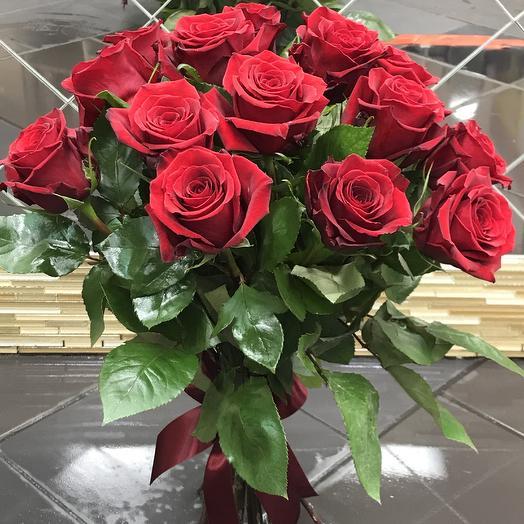 Роза Эквадор 15шт