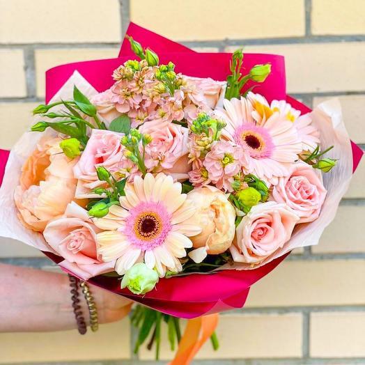Букет Ренессанс: букеты цветов на заказ Flowwow