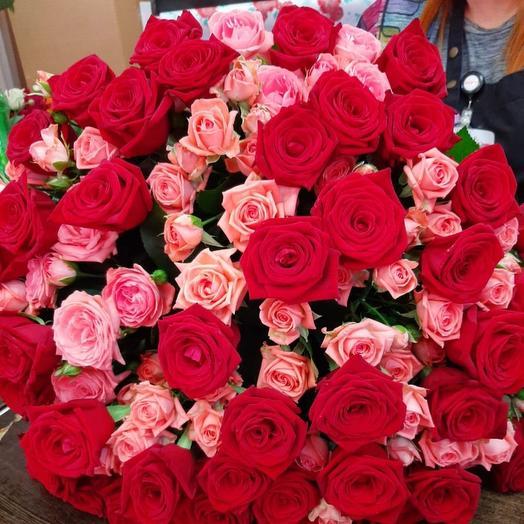 200 роз