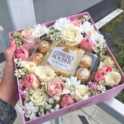 """Коробка """"Сладость"""""""