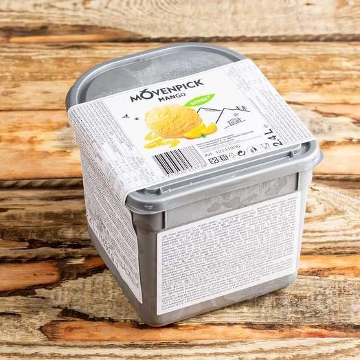Сорбет манго Movenpick 2.4 л