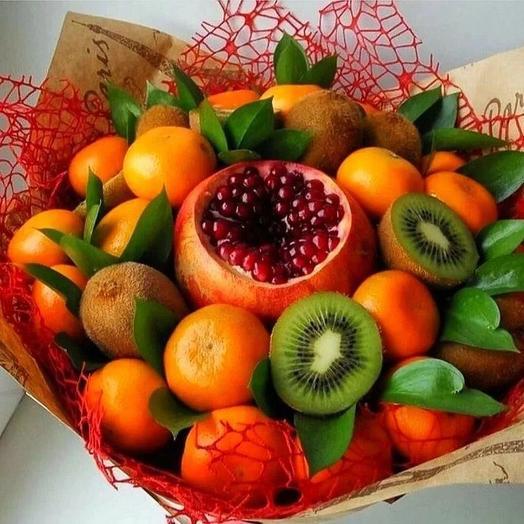 Букет фруктовый