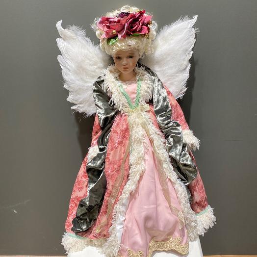 Кукла фарфоровая коллекционная