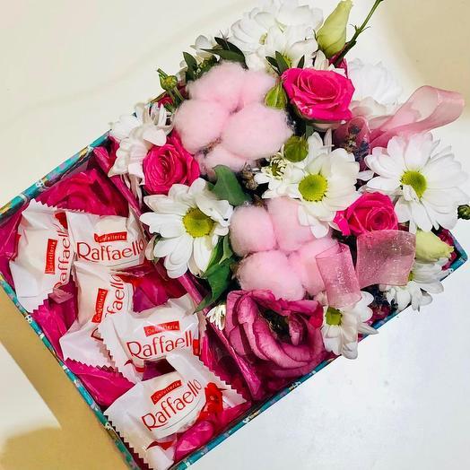 Подарочная коробка «Счастливое мгновенье»
