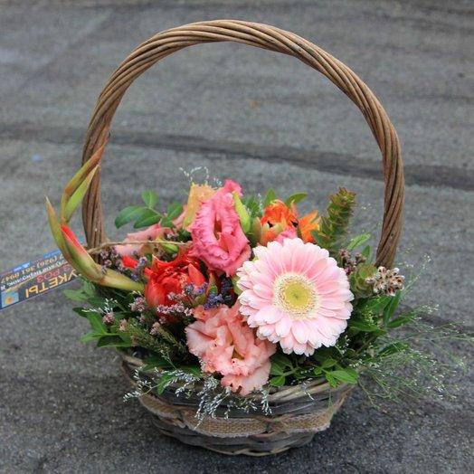 Смак: букеты цветов на заказ Flowwow