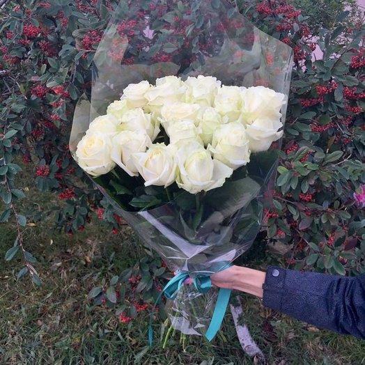 Композиция Хрустальное утро: букеты цветов на заказ Flowwow