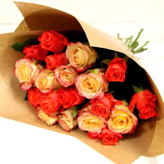 """Букет """"Краски весны"""": букеты цветов на заказ Flowwow"""