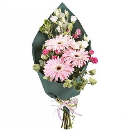 Коко Шанель: букеты цветов на заказ Flowwow