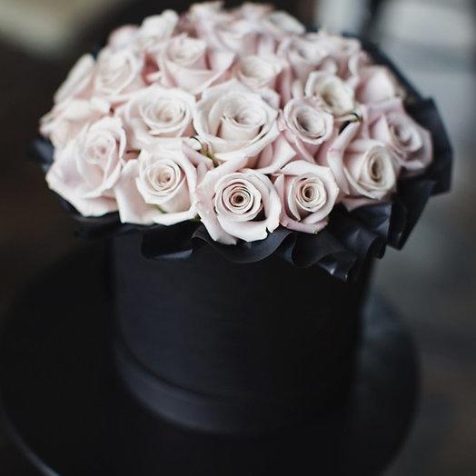Black Magiс: букеты цветов на заказ Flowwow