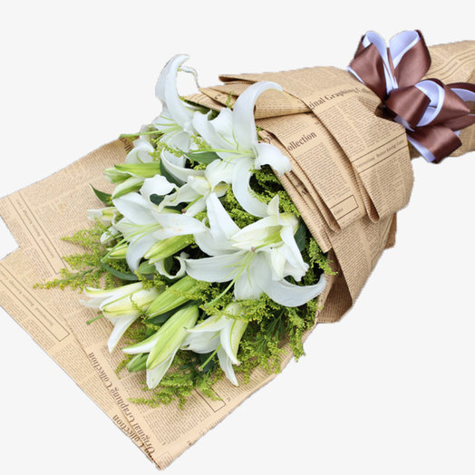 "Букет ""Ароматный день"": букеты цветов на заказ Flowwow"