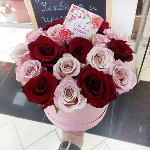 Яркая нежность : букеты цветов на заказ Flowwow