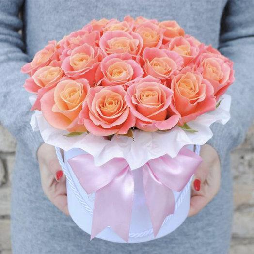 Мисс Пигги : букеты цветов на заказ Flowwow