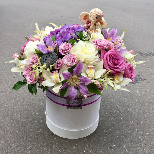 Amazing London: букеты цветов на заказ Flowwow