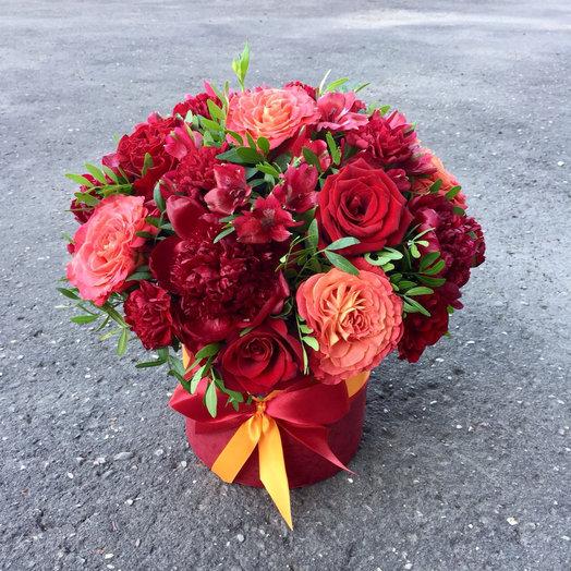 Чикаго: букеты цветов на заказ Flowwow