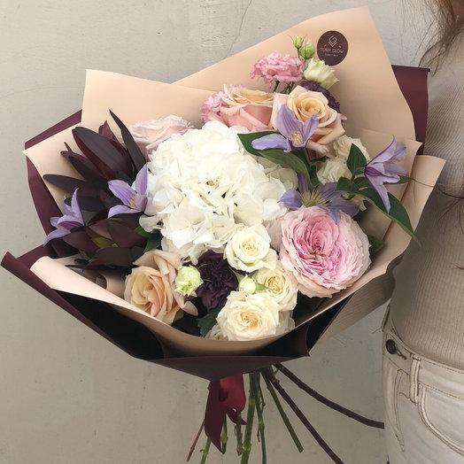 Мужской стиль: букеты цветов на заказ Flowwow