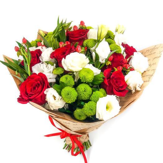 """Букет """"Лето"""": букеты цветов на заказ Flowwow"""