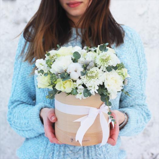 Бокс 08: букеты цветов на заказ Flowwow
