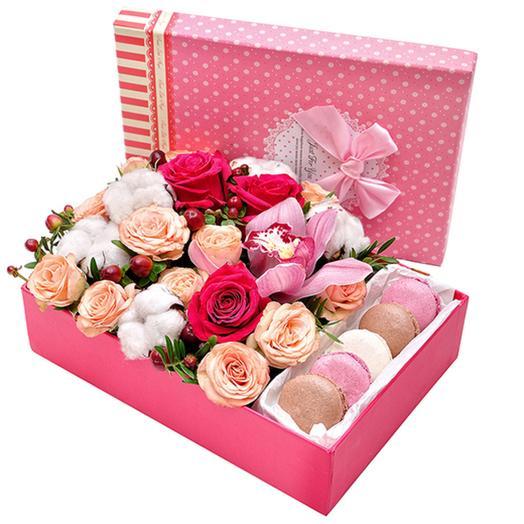 Сладкоежка: букеты цветов на заказ Flowwow