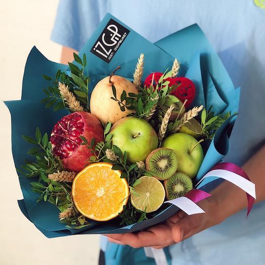 Fruit 7: букеты цветов на заказ Flowwow