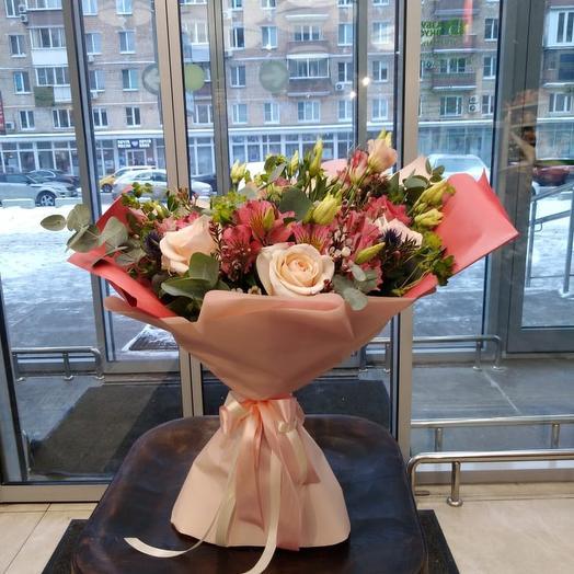Тает лёд: букеты цветов на заказ Flowwow