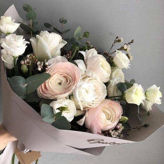 """Букет """"Мидея"""": букеты цветов на заказ Flowwow"""