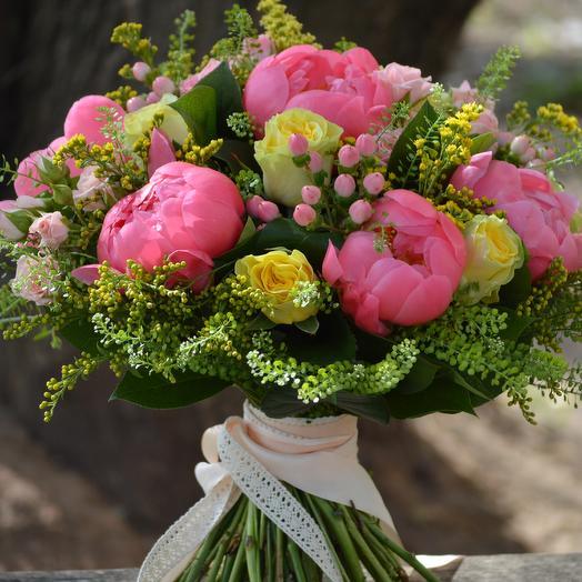 Кадриль: букеты цветов на заказ Flowwow