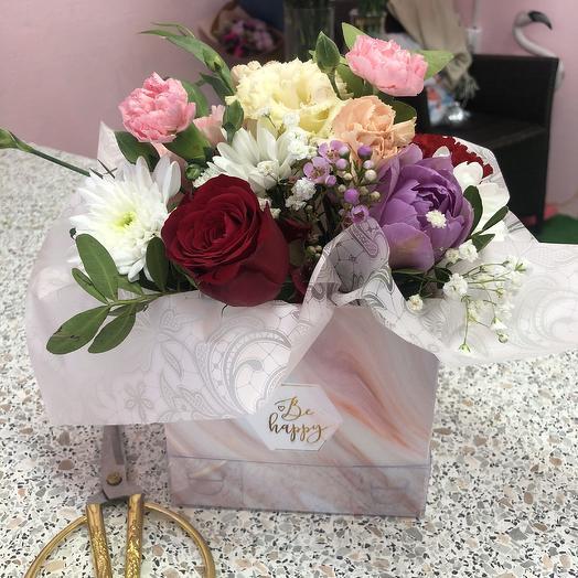 Композиция дня 2: букеты цветов на заказ Flowwow