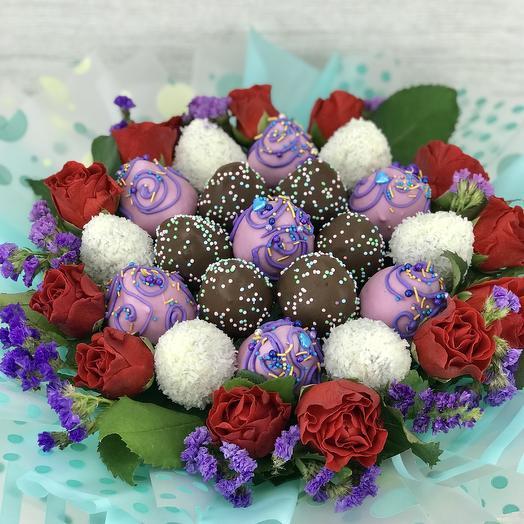 Эльтора: букеты цветов на заказ Flowwow