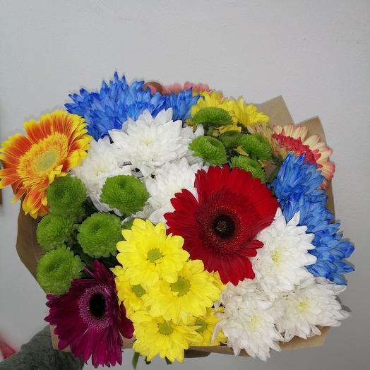 Ницца: букеты цветов на заказ Flowwow