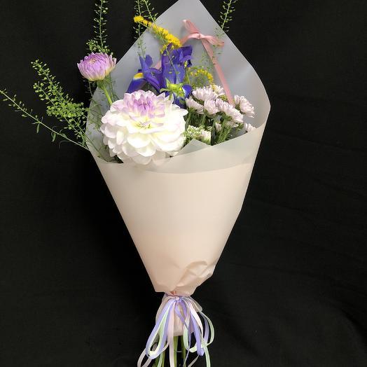 Нежный возраст: букеты цветов на заказ Flowwow