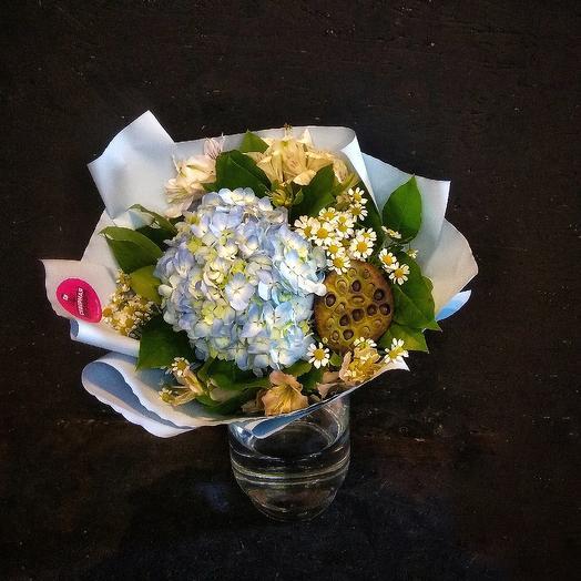 Букет воздушный бриз: букеты цветов на заказ Flowwow