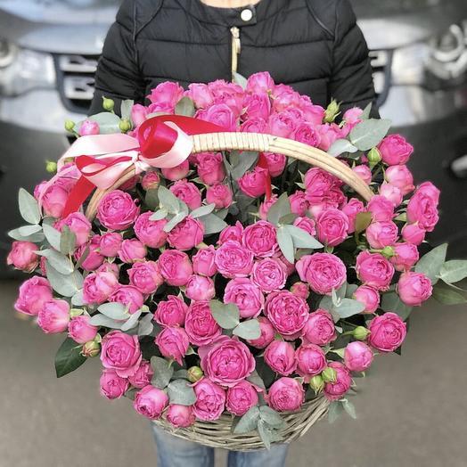 Очарование пионовидных роз