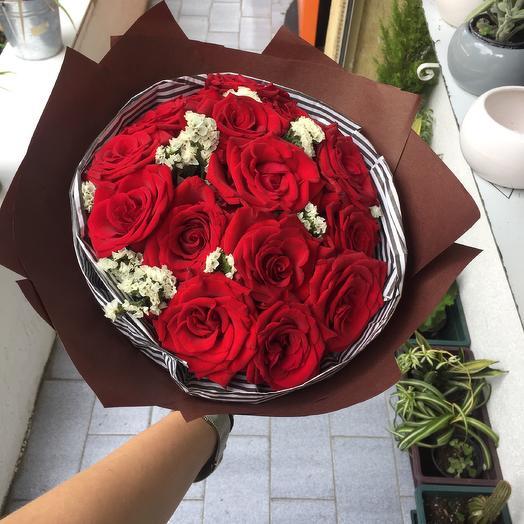 Букет «Привет»: букеты цветов на заказ Flowwow