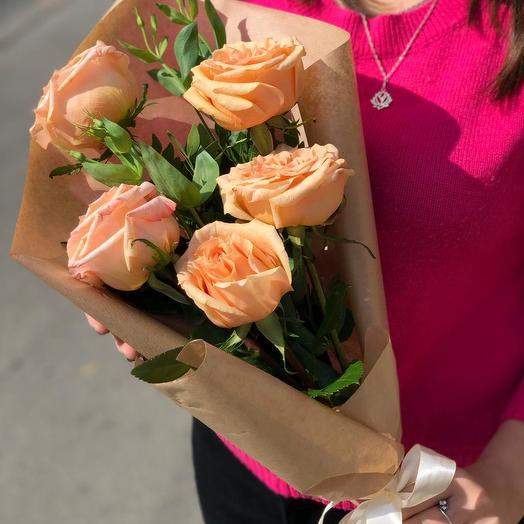Пятерка: букеты цветов на заказ Flowwow