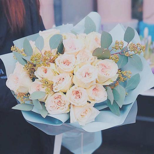 Мис Арктик: букеты цветов на заказ Flowwow