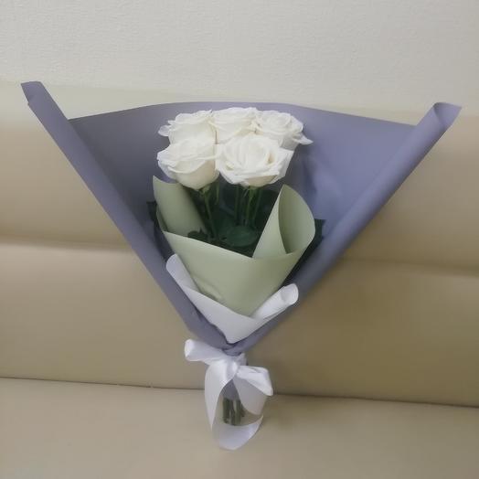 Прелестный: букеты цветов на заказ Flowwow